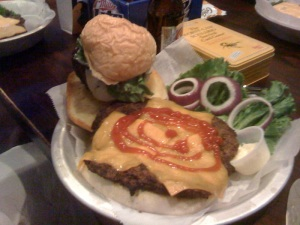 The Big Ugly Burger