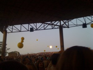 "The action during ""Yellow"""