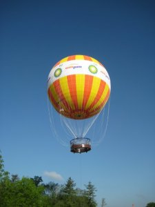 The 1859 Balloon Voyage