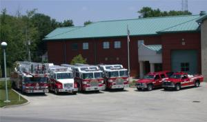 "Explore fire trucks, police cars, dump trucks and more at ""Things That Go Rodeo"" Image from www.ci.carmel.in.us"