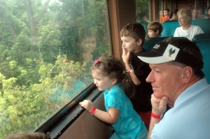 Riding the Rails with the Indiana Transportation Museum